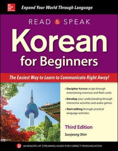 Read and Speak Korean for Beginners, Third Edition (Read & Speak)