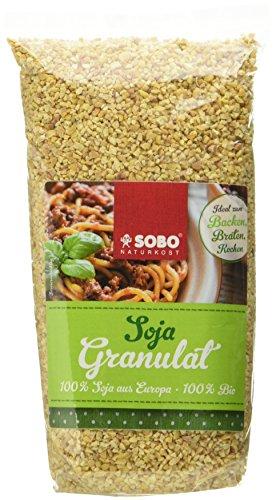 SOBO Soja-Granulat, 8er Pack (8 x 250 g)