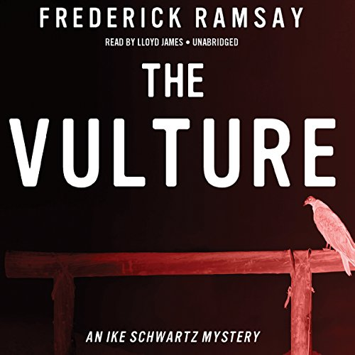 The Vulture audiobook cover art