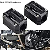 RONGLINGXING Pieces de Sport Motorise Protection du moteur Garde pare-chocs For Honda Africa Twin CRF1000L...
