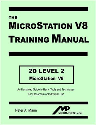 MicroStation V8 Training Manual 2D Level 2