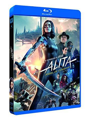 Alita: Angel De Combate Blu-Ray [Blu-ray]