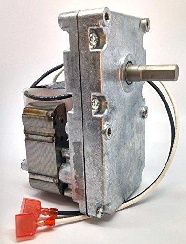 ENVIRO FIRE EF001 Premium Pellet Stove Auger Feed Motor Envirofire 1 RPM CW Auger