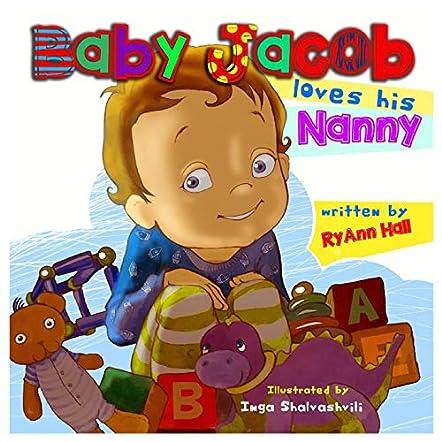 Baby Jacob Loves His Nanny