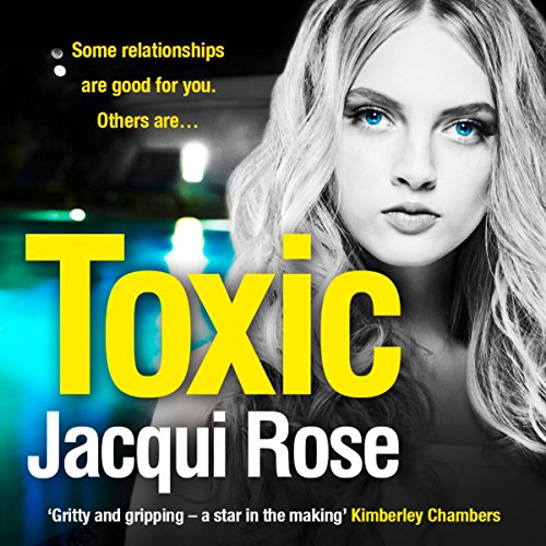 Toxic cover art
