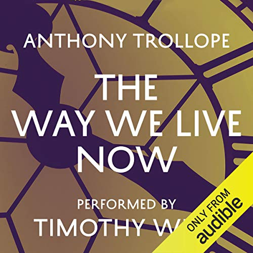 Couverture de The Way We Live Now