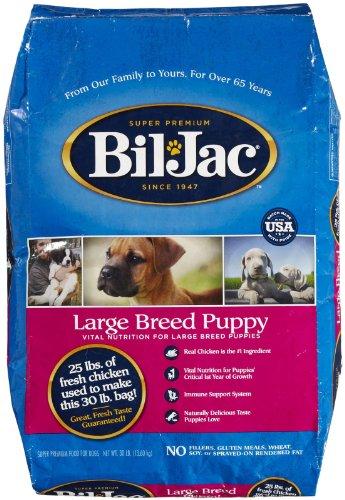 Bil-Jac Large Breed Puppy Dry Food