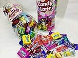 American Candy - Tarro para dulces (2,5 L), diseño de American Candy