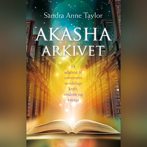 Akasha-arkivet audiobook cover art