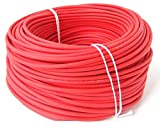 6mm² Solarkabel 10m rot (Made in Germany)