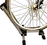 Fahrrad Aufbewahrung,Mountainbike Fahrradst/änder einfach zu Montieren Rad Kickhaltertr/äger Zentrierwerkzeuge Halterung f/ür Fahrrad-R/äder Stra/ßen-Gebirgsfahrrad Werkzeuge Wartung klappbar