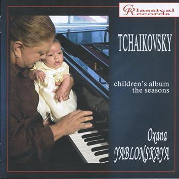 Oxana Yablonsjaya. Tchaikovsky
