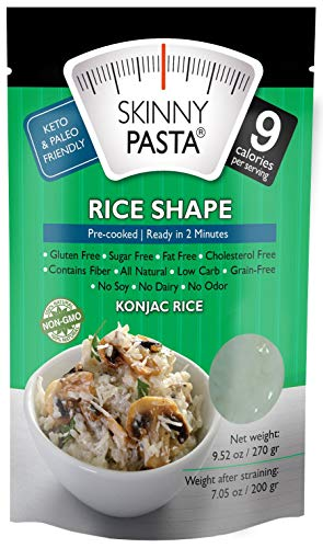Skinny Pasta 10302