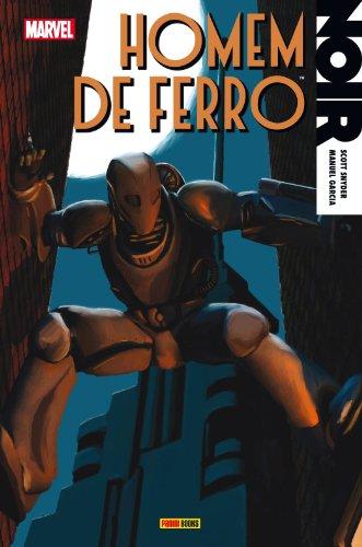 Homem de Ferro - Homem de Ferro Noir - Volume - 1