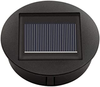 Petrala Solar Lantern Lights Panel Replacement Top for Outdoor Hanging Lanterns for Garden Patio Walkway Yard