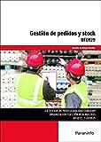 Gestión de pedidos y stock (Cp - Certificado Profesionalidad)