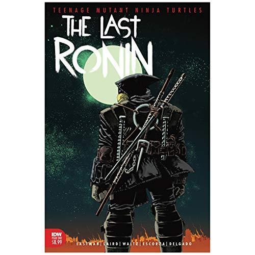 Teenage Mutant Ninja Turtles The Last Ronin #1 2nd Printing
