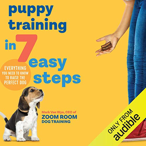 Puppy Training in 7 Easy Steps cover art