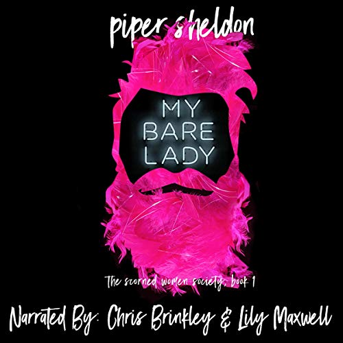 My Bare Lady audiobook cover art