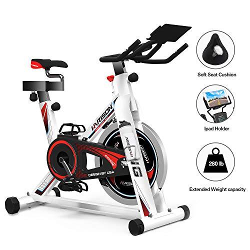 HARISON Exercise Bike Pro Indoor Cycling Bike