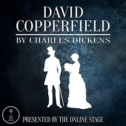 David Copperfield Audiobook By Charles Dickens cover art
