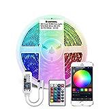 GIDERWEL 5m Smart LED Streifen RGBW Kit with...