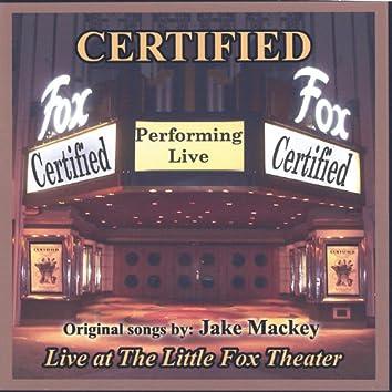 Certified - Jake Mackey