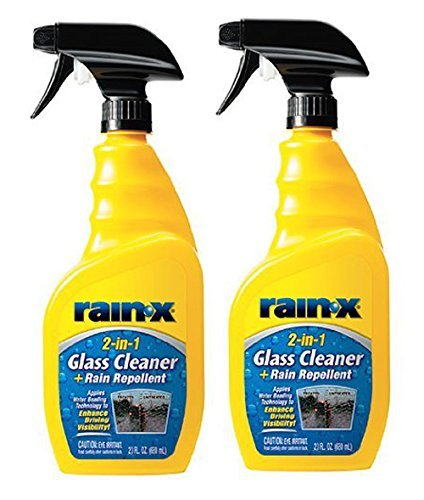 RainX Yellow Windshield Treatment Now $2.73