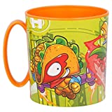TAZA MICRO 350 ML. SUPER ZINGS