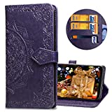 MRSTER Samsung J1 2016 Leather Case, Slim Premium PU Flip