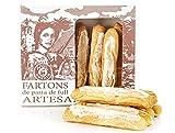 Mon Orxata | Fartons Artesanos para mojar en horchata, Entre 12 y 14 unidades por caja de fartones