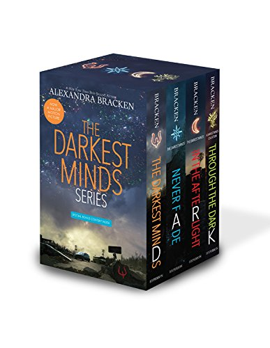 Compare Textbook Prices for The Darkest Minds Series Boxed Set [4-Book Paperback Boxed Set] A Darkest Minds Novel Media Tie In Edition ISBN 9781368023375 by Bracken, Alexandra