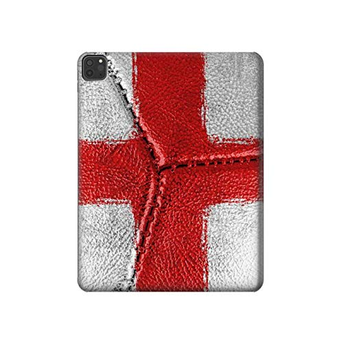 England Flag Vintage Football Graphic Tablet Case Cover For iPad Pro 11 (2018,2020), iPad Air 4 (2020), iPad Air (2020)