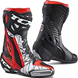 TCX 7652 RT-RACE PRO AIR NERB BLACK/RED/WHITE 45