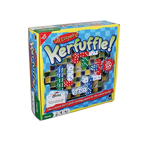 University Games Kerfuffle! Strategy Dice Game Activity for Kids Alabama