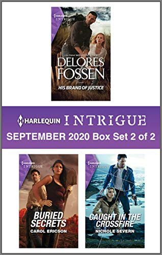 Harlequin Intrigue September 2020 - Box Set 2 of 2 by [Delores Fossen, Carol Ericson, Nichole Severn]