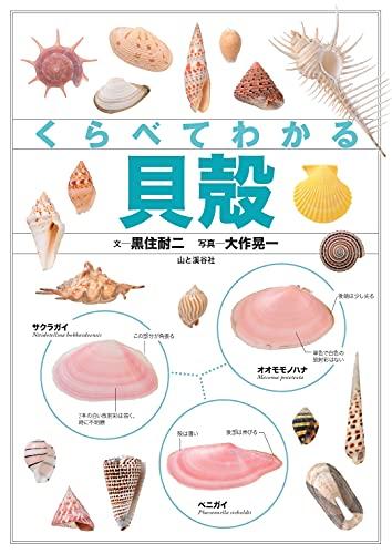 くらべてわかる貝殻 (くらべてわかる図鑑)