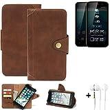 K-S-Trade® Handy Hülle Für Allview P6 Plus Schutzhülle