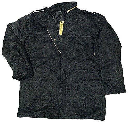Feldjacke parka m65 fieldjacket-couleur: noir-xL/taille xL (noir)