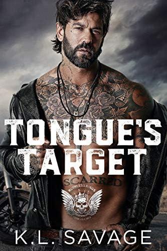 TONGUE S TARGET RUTHLESS KINGS MC LAS VEGAS CHAPTER A RUTHLESS UNDERWORLD NOVEL Book 11 product image