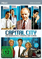 Capital City, Staffel 2 - 3 DVDs