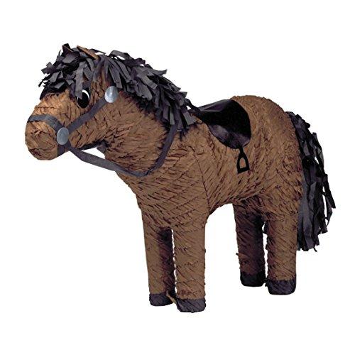 Pferdepinata Geburtstagsfeier Pinata Pferd Mädchen Partyspiel Partydeko Kinderspiel Topfschlagen Kinderparty Pinata Pferd