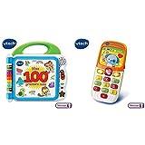 VTech - Mon Premier imagier bilingue & Baby Smartphone Bilingue