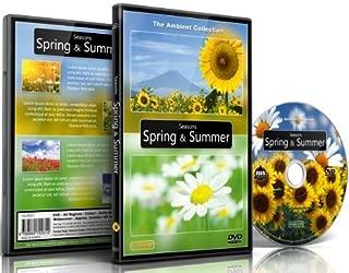 Relaxing Music Nature DVD - Seasons: Spring & Summer