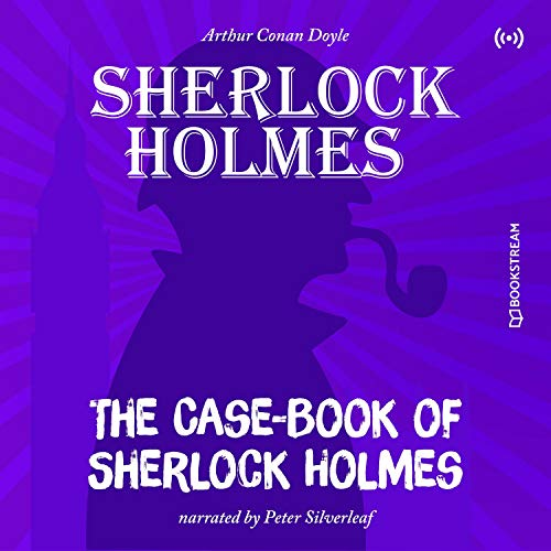 The Case-Book of Sherlock Holmes cover art