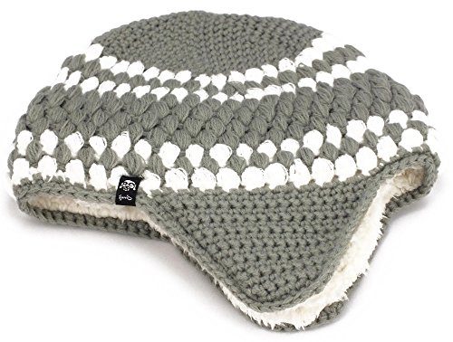 Djinns Antillen Bonnet Grey, Grey, Uni