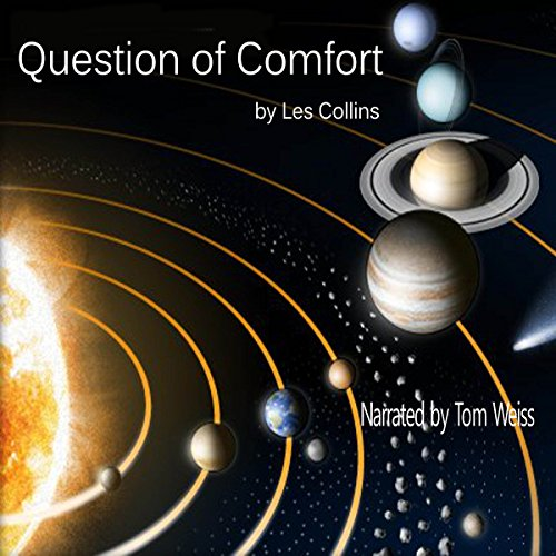 Question of Comfort audiobook cover art