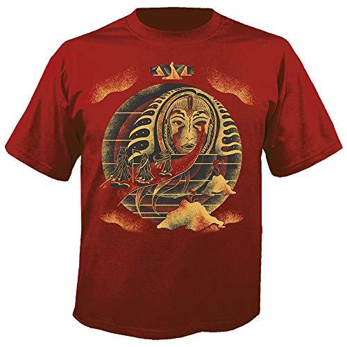 KADAVAR - Three Henchmen - Red - T-Shirt Größe XXL