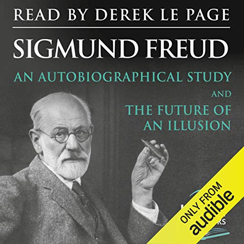An Autobiographical Study and The Future of an Illusion audiobook cover art