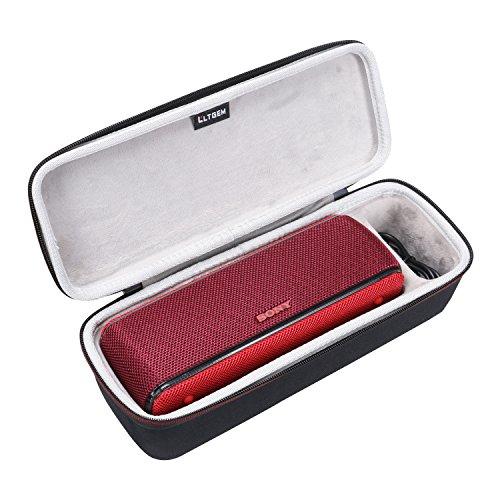 LTGEM EVA Hard Case for Sony SRS-XB31 / SRS-XB32 Portable Wireless Bluetooth Speaker - Travel Protective Carrying Storage Bag